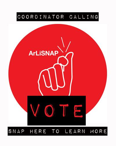 ArLiSNAP Coordinator Vote